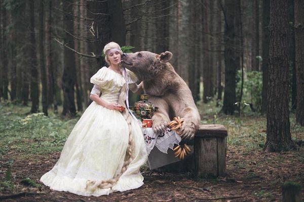 foto de Olga Barantseva